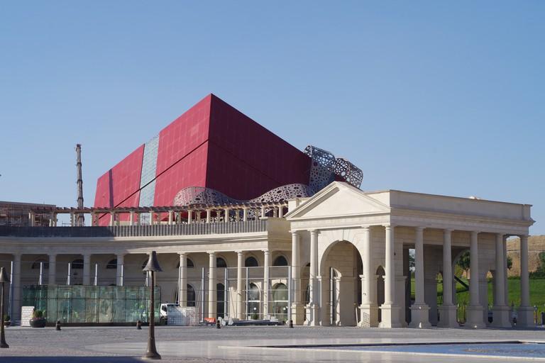 Katara Cultural Village, Doha, Qatar.