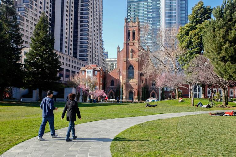 Embark on a scavenger hunt in San Francisco