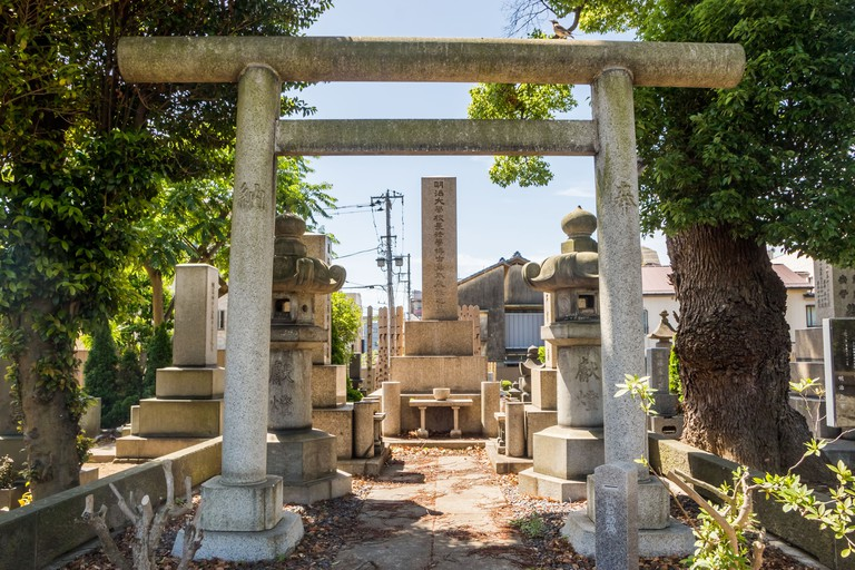 Visit historic sites on the Old and Nostalgic Tokyo: Half-Day Yanaka Walking Tour