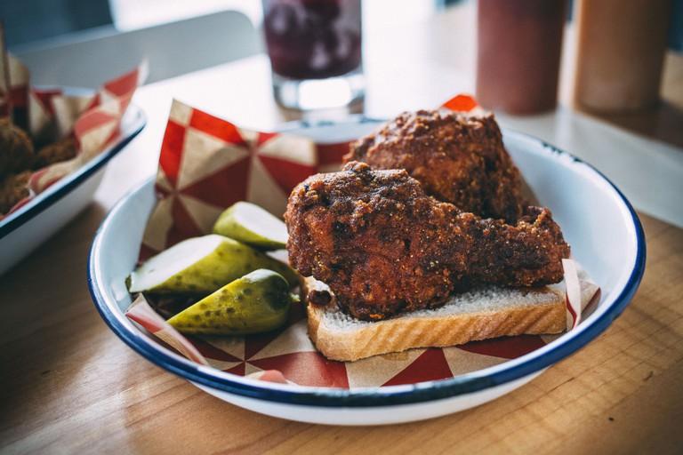 Parson's Chicken & Fish, Chicago