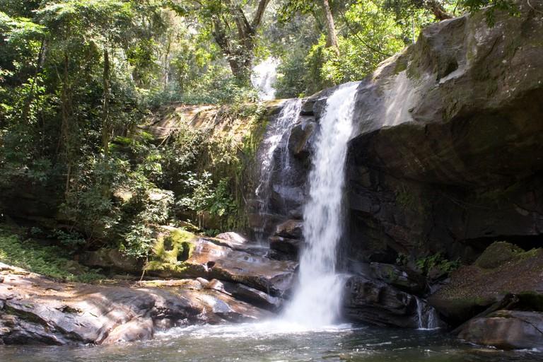 Udzungwa Mountains National Park is not far from Dar es Salaam