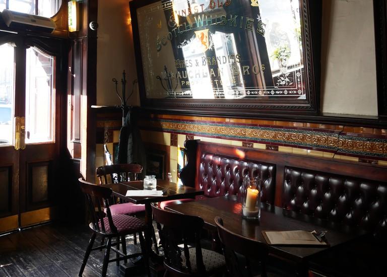 The Barony Bar