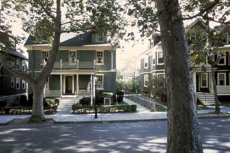 John Fitzgerald Kennedy National Historic Site JOFI0985
