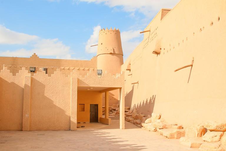 The Masmak Museum was originally a fort