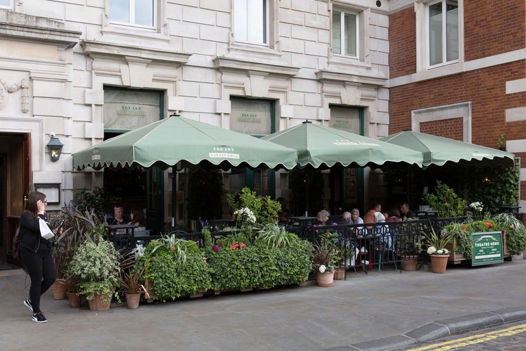 The Ivy Market Grill, Covent Garden