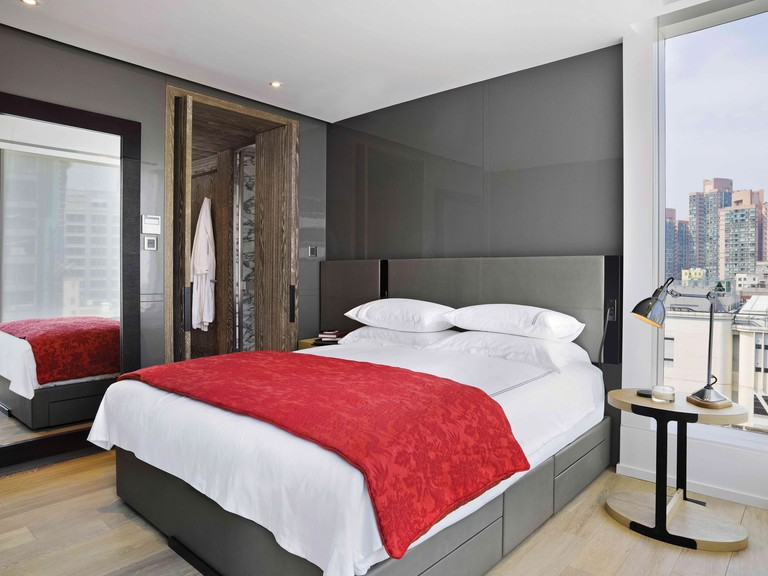 Rooms at The Jervois are simple yet elegant