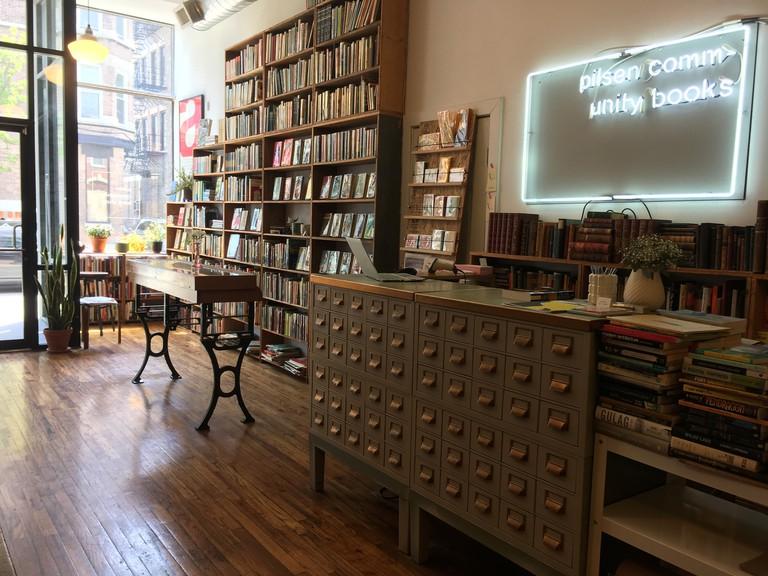 Pilsen Community Books in Chicago
