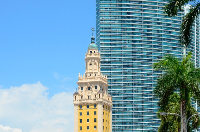 Freedom Tower, Miami.