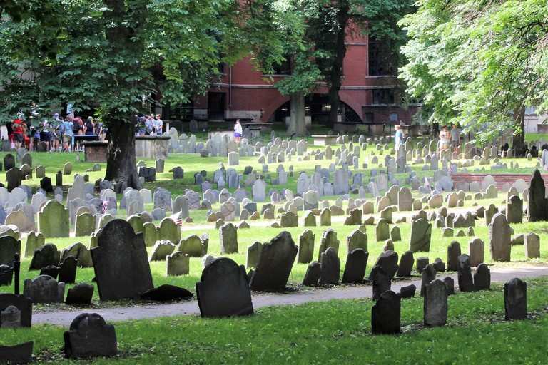 Granary Burial Ground