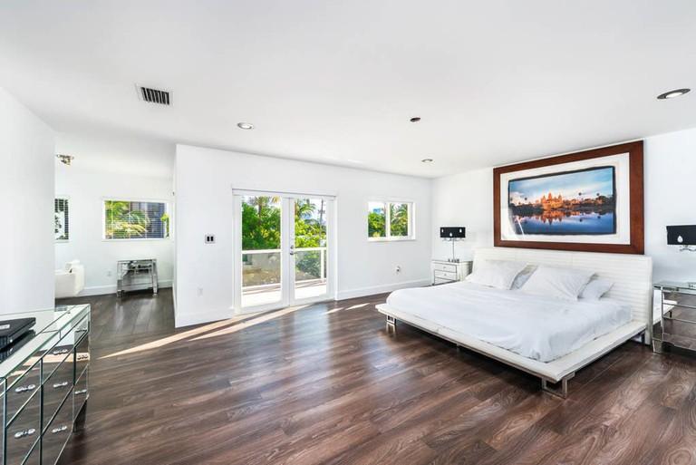 South Beach Water View Villa
