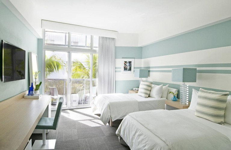 Sense Beach House, Miami, Florida, USA
