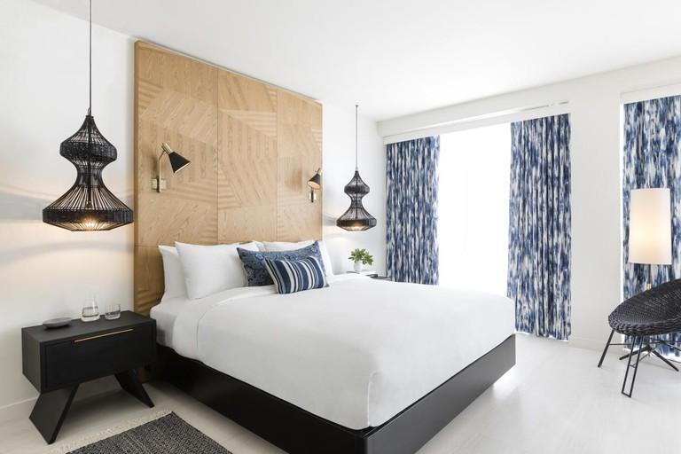 Kimpton Angler's Hotel, Miami, Florida, USA.