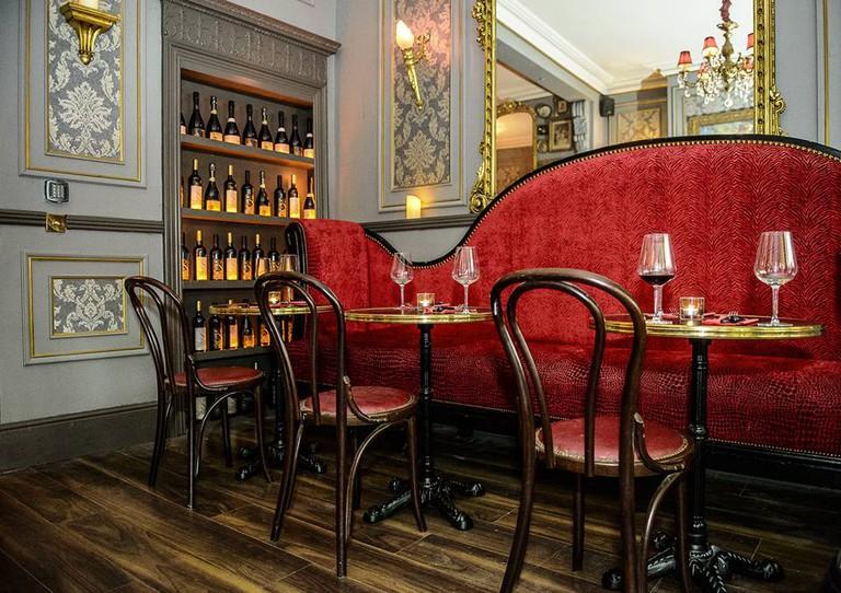 Cafe Rubis Wine Bar, Dublin