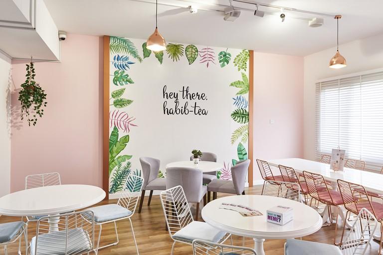 8. Tania's Teahouse - Upstairs 1