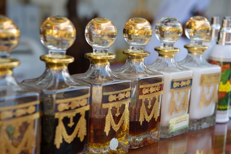 Fragrance from perfume souk, Deira, UAE