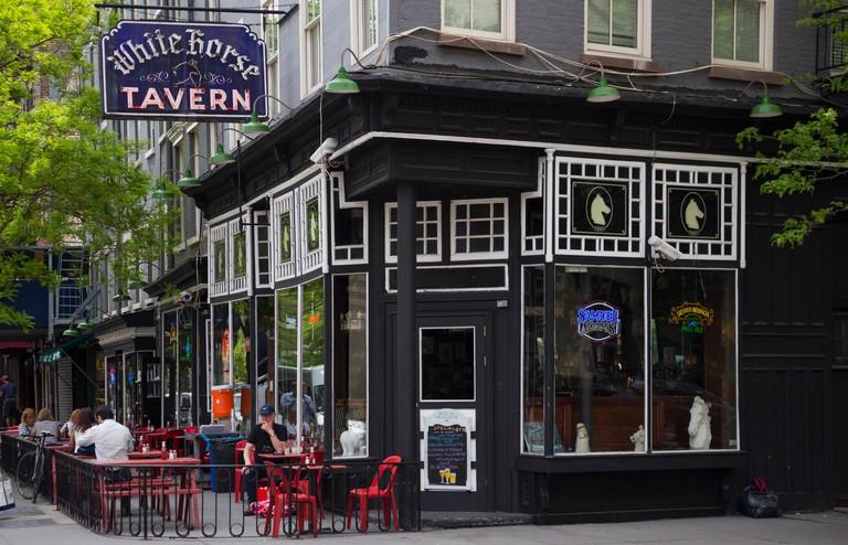 The White Horse Tavern, New York City