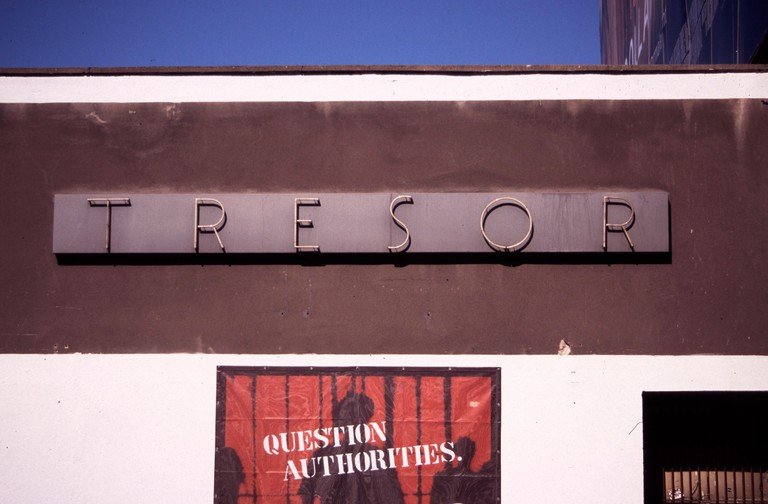 Tresor is set in an abandoned power plant