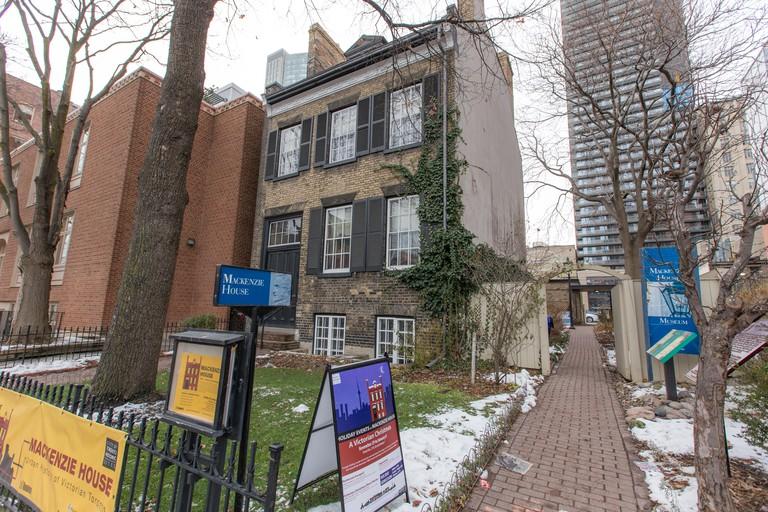 Toronto Mackenzie House