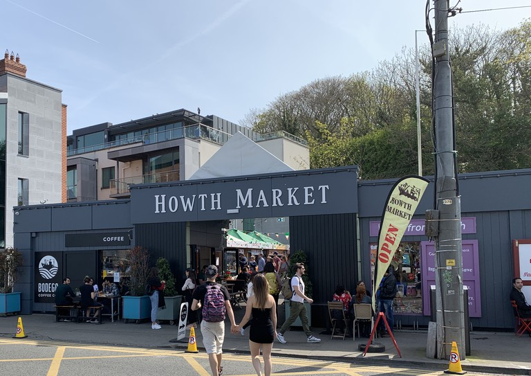 Explore the treasures of Howth Market