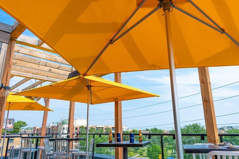 Murphy's Law is perfect during the summer for sunshine, sea breeze and $5 Caesars