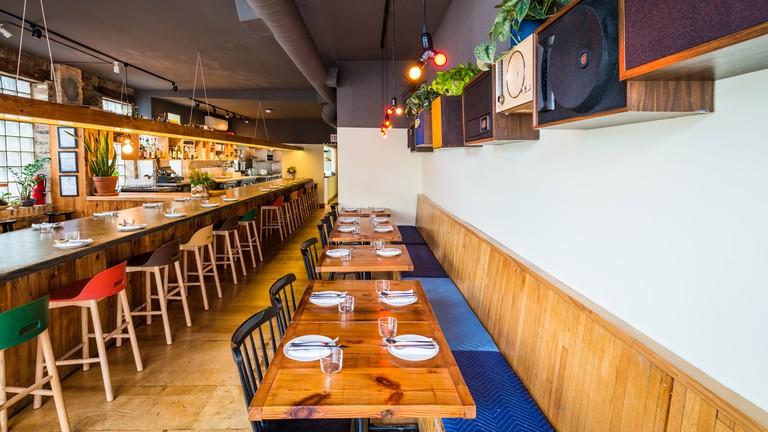 Parachute restaurant