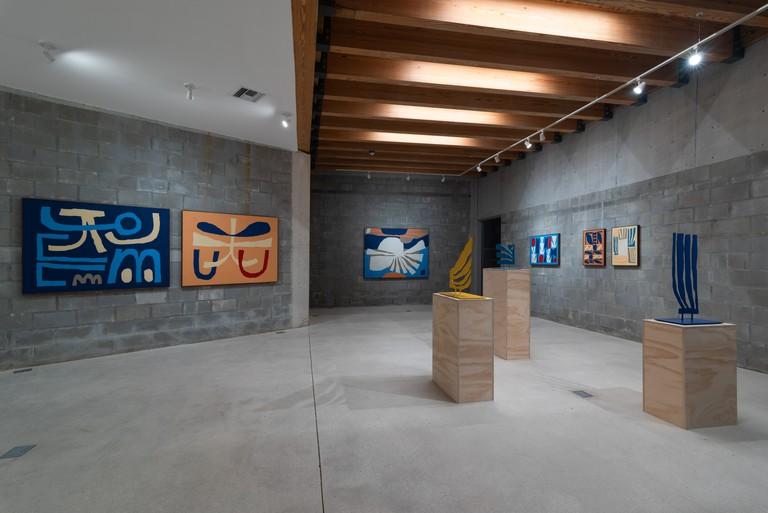 Primary Art Gallery, Miami, Florida, USA.