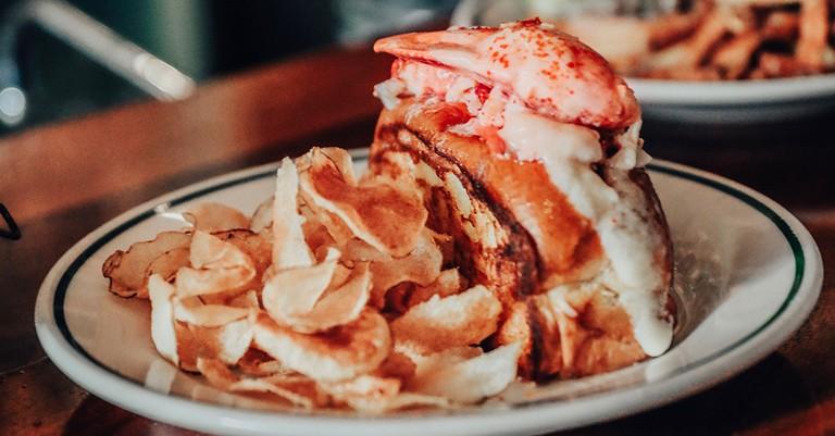 Saltie Girl Lobster Roll