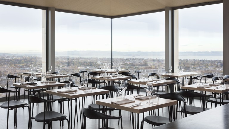 The Lookout, Edinburgh - Have a taste of Scotland at The Lookout by Gardener's Cottage