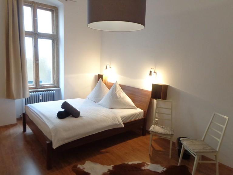 Minimal Hostel