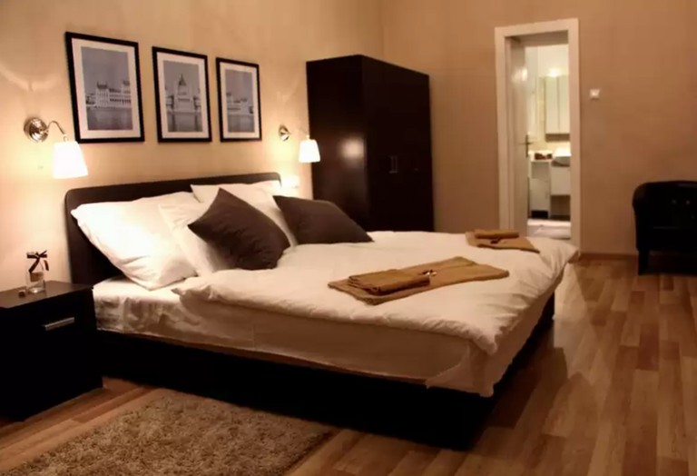 Budapest Ville Bed and Breakfast