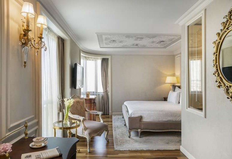 King room at Rixos Pera Istanbul
