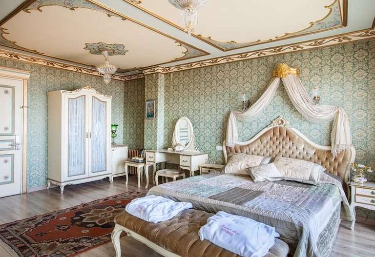 Suite at Romantic Hotel Istanbul