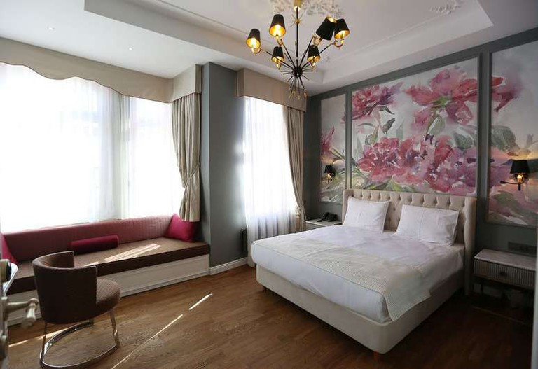 Double room at Royal Tophane