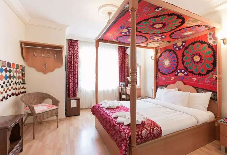 Double room at Marmara Guesthouse