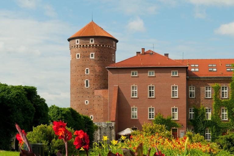 Sandomierska Tower, Wawel Castle, Krakow, Poland