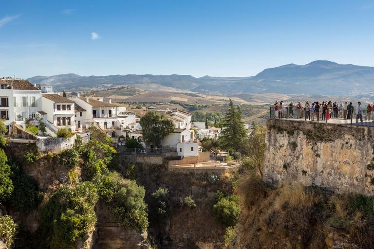 El Tajo Canyon, Ronda