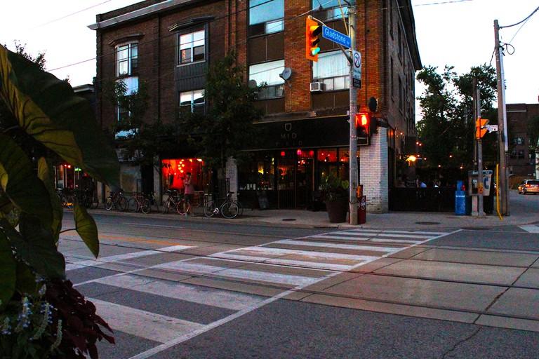 Midfield Wine Bar, Toronto
