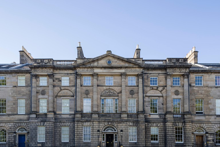 Bute House is the official residence of Scotland's first minister