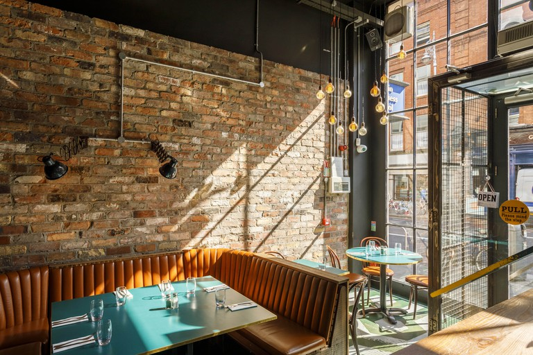 San Lorenzo's is a New York-style diner in the centre of Dublin