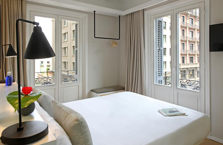 Double room at The Moods Catedral Hostal Boutique