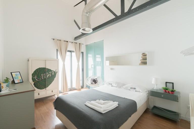 Double room at Lisbon Destination Hostel