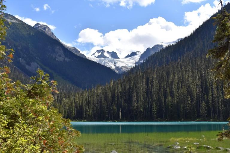 Lower Joffre Lakes, British Columbia, Canada