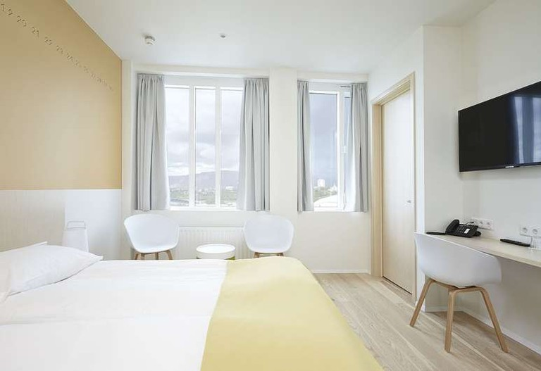Double room at Reykjavik Lights by Keahotels