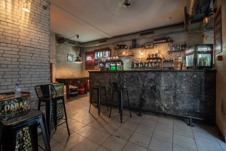 interior of Eclipse Bar