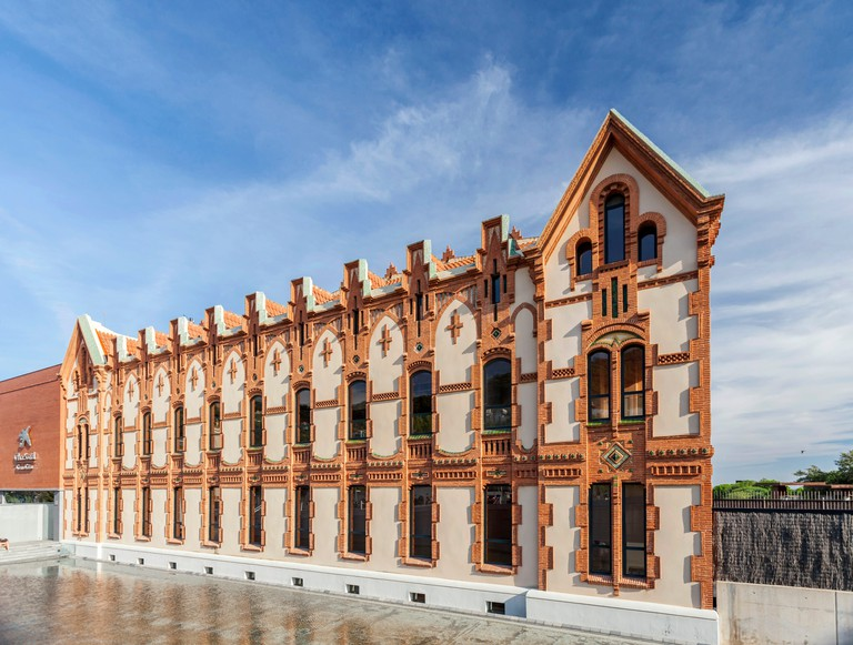 Cosmocaixa,Museu de la Ciencia, Barcelona.