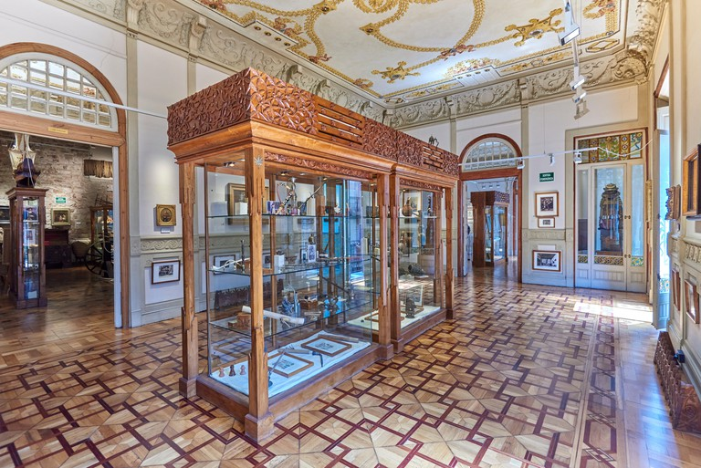 The Hash Marihuana & Hemp Museum is a museum located in Barcelona