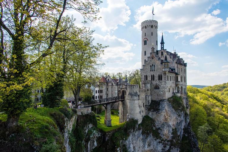 Castle Lichtenstein in Germany.