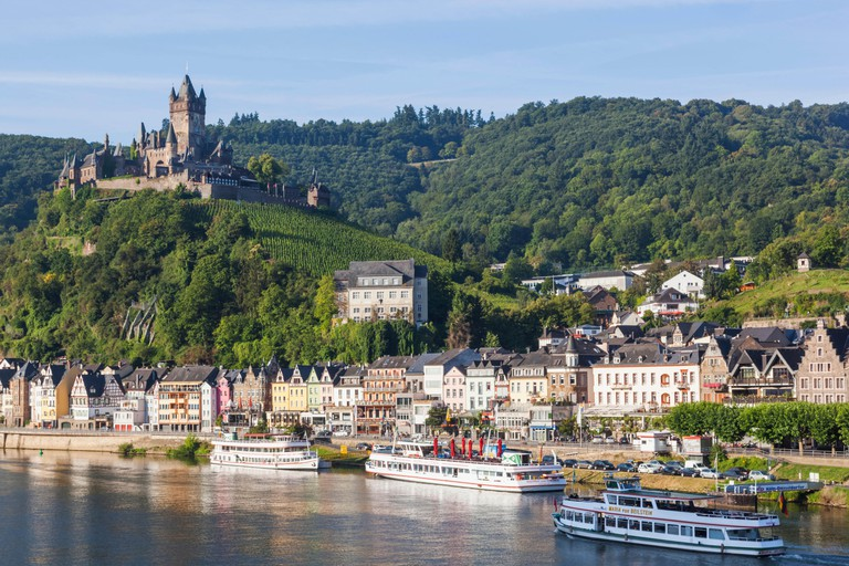 Germany, Rhineland-Palatinate, Moselle, Cochem