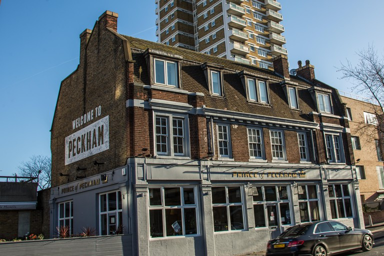 The Prince of Peckham public house