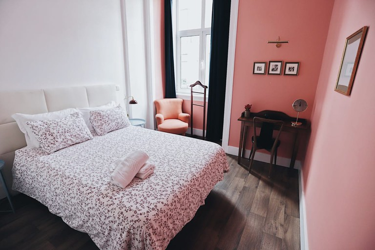 Home Lisbon Hostel has a homely feel, along with a central location and a lively social events calendar